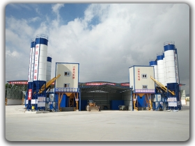 China 120m3/h Concrete Mixing Plant Manufacturer,Supplier